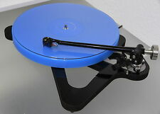 DELTA DEVICE Antiskating Adjustment Disc  Plattenspieler Antiskating Testplatte!