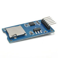 For Arduino Micro SD Storage Board Mciro SD TF Card Memory Shield Module SPI L7