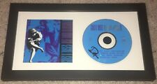 DUFF MCKAGAN GUNS N ROSES SIGNED USE YOUR ILLUSION 2 II FRAMED CD w/EXACT PROOF