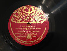 "NELSON EDDY ""Sun-Op To Sundown""/""Senorita"" 78rpm 1938 GERMAN 10"" NMINT+"