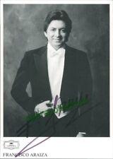 Araiza, Francisco - Signed Promo Photo