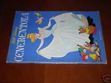 CENERENTOLA - Almanacco Topolino Disney - OTTIMO ++++ - dicembre 1967