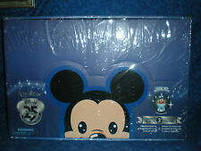 "Disney Vinylmation 3""  Case Tray of 24 LIGHT UP 25th ANNIVERSARY  ~ NEW SEALED"