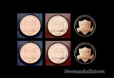 2013 2014 P+D+S Lincoln Shield Mint Proof Set ~ PD in Original Mint Wrappers