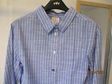 Stella Jean Blue and White oversized striped shirt size 40 Italian (UK8)