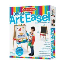 Melissa & Doug 1282 Kids Deluxe Art Easel NEW !