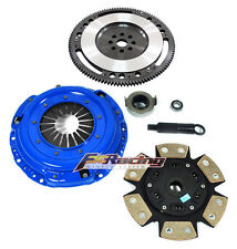 FX STAGE 3 CLUTCH KIT+ 10 LBS CHROMOLY RACE FLYWHEEL for ACURA HONDA B16 B18 B20