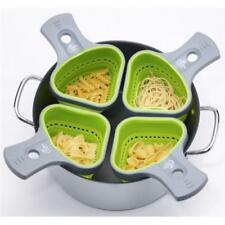 Jokari Pasta Portion Control Basket Container - Cooking Gadget & Kitchen Tool