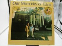Our memories of Elvis - Elvis Presley 33RPM AQL1-3279   VG+ cover VG