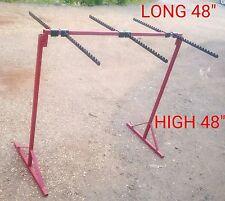 "MARKET STALL SHOP DISPLAY CLOTH RAIL 48"" x 48"" (4FT x 4FT)"