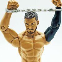 """FINN BALOR. Mattel WWE Wrestling Action Figure 7"""" + Handcuffs. 2012 Series 71"""