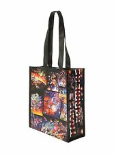 """TRANSFORMERS ROBOTS IN DISGUISE REUSABLE SHOPPER TOTE GIFT BAG 12X10X4"""" NEW"""