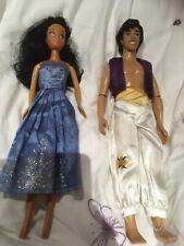 Jasmine And Aladin Dolls