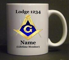 Personalized Coffee Mug for Mason