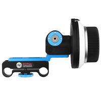 Fotga DP3000 M1 Follow Focus For 70D 5D II III 7 Camera 15mm Rail Rod  DSLR Rig