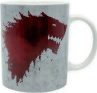 GAME OF THRONES Tasse Becher Mug XL Kaffeebecher DER NORDEN VERGISST NIE
