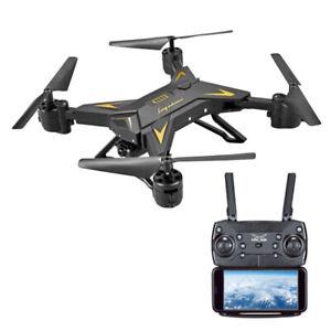WIFI Drone avec caméra 1080P HD Drone quadricoptère RC pliable FPV