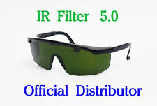 NEW Gateway STROBE 49GB66 Green Ir Filter Shade 5.0 Lens Safety Glasses
