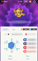 SHINY 6IV Hoopa - Pokemon Home LEGENDARY