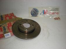 08.2794.14 COPPIA DISCO FRENO (BRAKE DISCS) ANTERIORE AUDI 80-90-100 BREMBO