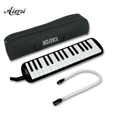 More details for aiersi 32 key melodica piano keyboard instrument musical gift with carrying bag
