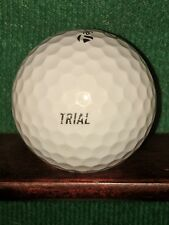 TaylorMade Project A Trial Ball.