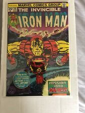 Iron Man #80 (Nov 1975, Marvel) Bronze Beauty See Other Items