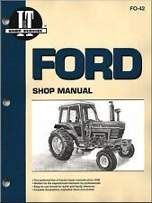Ford New Holland 7000 7600 7610 7700 7710 Tractor Service Repair Workshop Manual