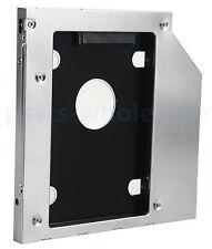 2nd Disco Duro Marco HDD SSD Caddy Adaptador para HP ProBook 655 650 645 640 G1