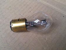 Lampada 12v 40/45w  per fari ant. Fiat 600 D