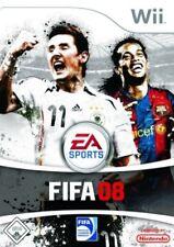 FIFA 08 Nintendo Wii USED