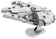 Star Wars MILLENNIUM FALCON Metal Earth 3D Model Kit MMS251 Brand NEW! Disney