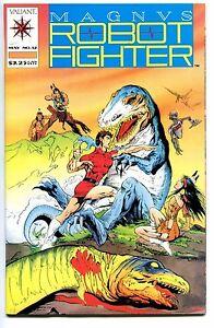 1992 Magnus Robot Fighter #2 ~LOT OF 2~1st Turok in Valiant~ (Grade 9.2) WH