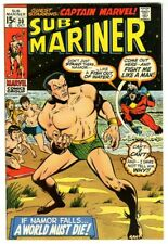 Sub-Mariner #30 (1970) VF/NM New Marvel Collection