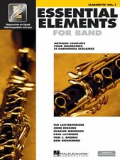 Essential Elements Ee2000 Clarinet B-flat French Edition New 000860209