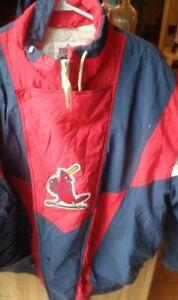 Vintage Felco St. Louis Cardinals Jacket 12621