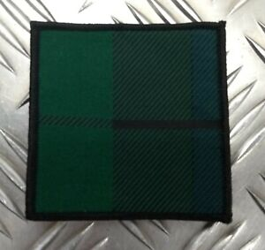 Genuine British Army RRS Royal Regiment of Scotland Tam O`Shanter Badge Patch
