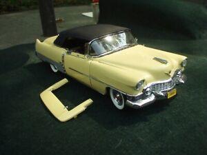 Danbury Mint 1954 Cadillac Eldorado Convertible 1/24
