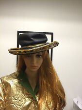 Vintage Whittall and Shon Hat from Saks Fifth Avenue WITH ORIGINAL TAGS $90