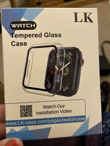 Iwatch Tempered Glass Case 44mm