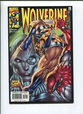 WOLVERINE #154 (9.2) LIEFELD DEADPOOL COVER 2000