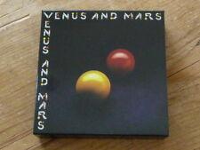 Paul McCartney & Wings:Venus Mars Empty Promo Box [Japan Mini-LP no cd beatles Q