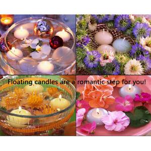 Beautiful Decoration Candle Weddingdecor Floating 10pcs Floatingcandle Small C