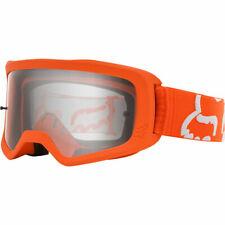 Fox Main II Race Crossbrille neon orange