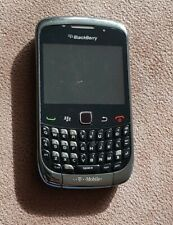 Blackberry Curve 9300 Black Smartphone read description A6