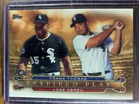 Frank Thomas Baseball Card #I-12 Topps Inspired Chicago White Sox NM-MT MLB HOF