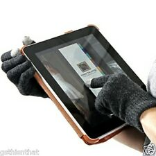 Smart Glove Foot Traffic Women's Black New Works on Touch Screens Fashion
