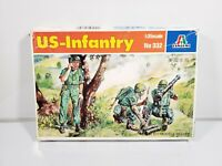 Italeri US-Infantry 1:35 Scale No. 332 Figure Model Kit NIOB Complete