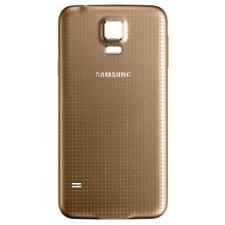 Coque Arriere / Cache Batterie Samsung Galaxy S 5 Mini ( G 800 F ) Or