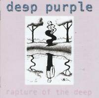 DEEP PURPLE - RAPTURE OF THE DEEP (2005) Hard Rock CD +FREE GIFT